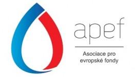 Společnost Econet Openfunding s.r.o. - logo Asociace pro evropské fondy
