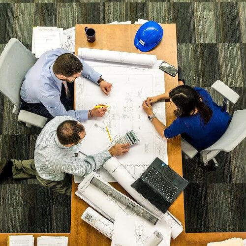 Služby - pomoc s rozběhlými projekty